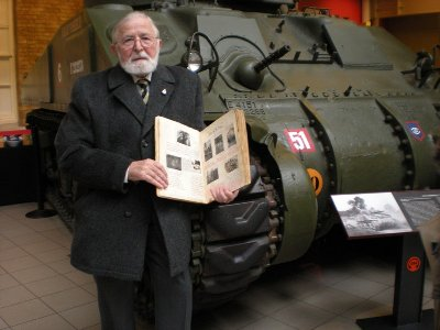 DSCN2778 Ron with Album & Monty's Tank.jpg